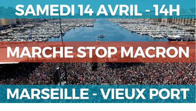 La fête à Macron : le 5 mai commence le 14 avril