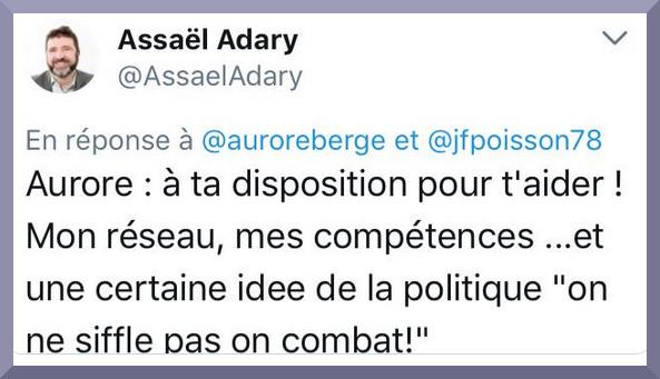 Médias, Télévision d'Etat, Propaganda Staffel - Page 9 Adary-tweet