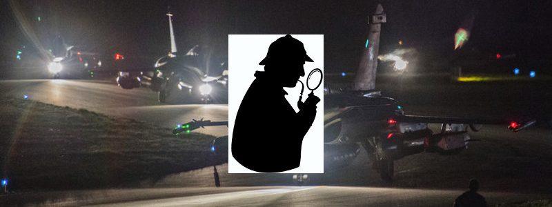 Le Grand jeu : premiers éléments de la scène de crime