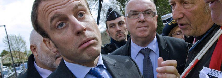 Mai 18 : dégager Macron, l'usurpateur de l'Élysée