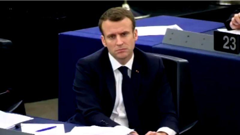 Macron ou le visage de la mort : la finitude de l'homme présidentiel