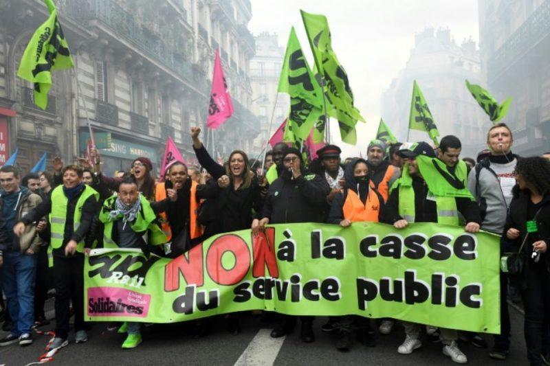 Caisse de soutien aux cheminots grévistes : ça s'emballe enfin !