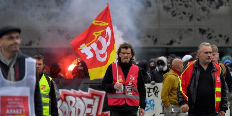 L'enjeu politique fondamental des grèves : ça casse ou ça casse