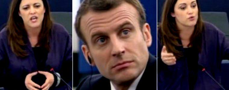 Emmanuel Macron : « Senhor Pequeno Napoleão »