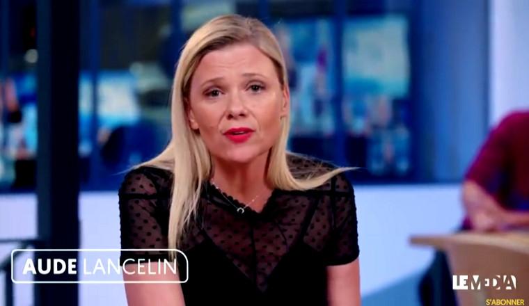 Guerre de l'info : la réplique d'Aude Lancelin aux accusations de RSF ciblant Mélenchon !