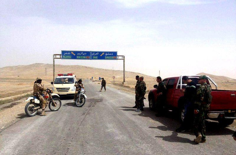 Un voyage en Syrie par Jihad Wachill (6/7) : PALMYRE, 29 avril 2018