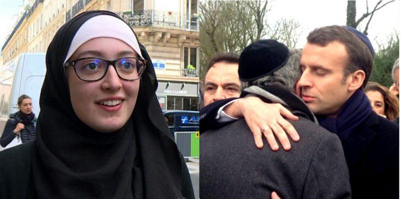 Affaire du foulard de l'UNEF… et de la kippa du Président de la République