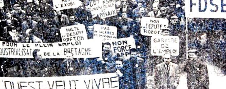 Mai 68 à la campagne (6) : un acquis inattendu en Bretagne