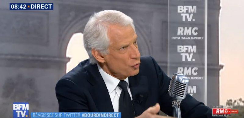 Dominique Villepin : « Il est urgent d'apprendre à dire non »