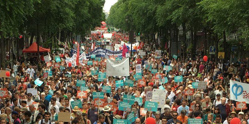 Marée populaire du 26 mai : les réactions de la réaction