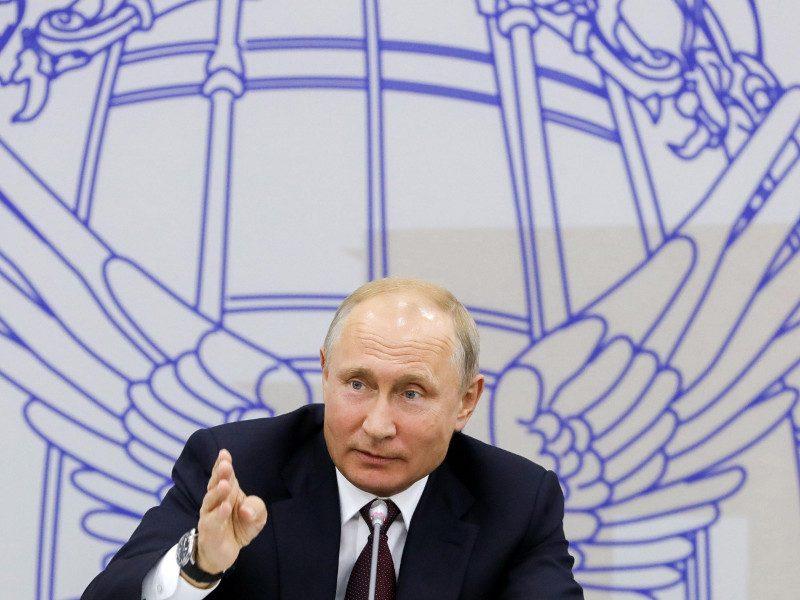 Robert Fisk : au Moyen-Orient, Poutine peut remercier Trump
