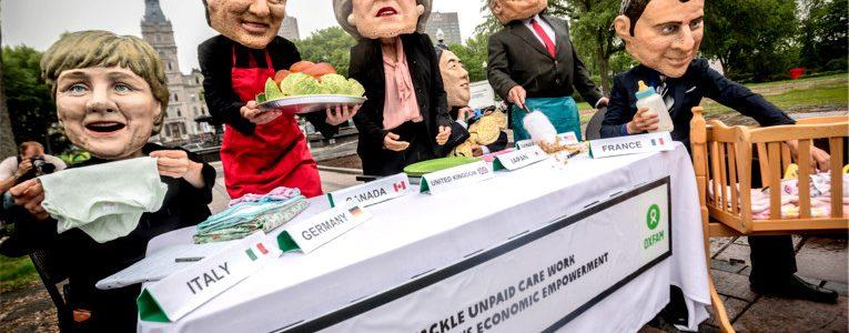 """G7 : les cocus de la """"mondialisation heureuse"""", comptez-vous !"""
