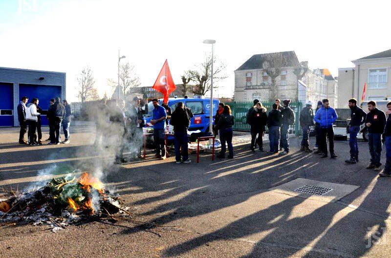 France: une grève peut en cacher plusieurs autres