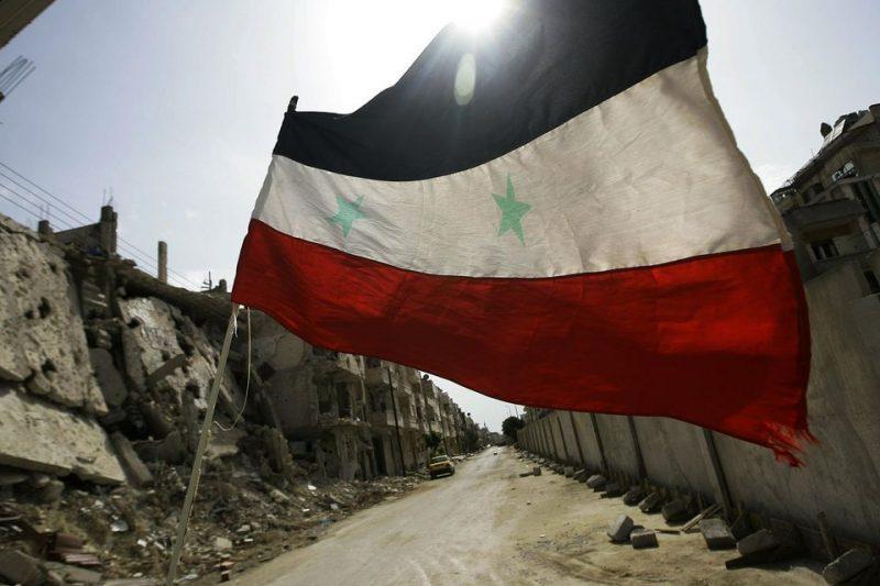 Le Grand jeu : importants développements syriens