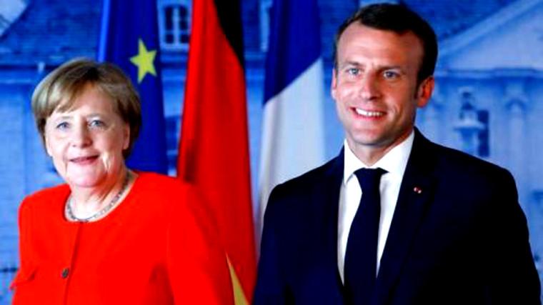 Eurozone : le projet Macron/Merkel de budget européen commun n'aura pas tenu une semaine