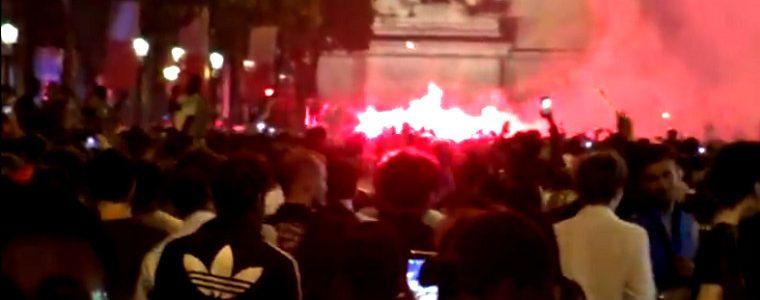 Finale foot : et si la liesse populaire se transformait en émeutes ?