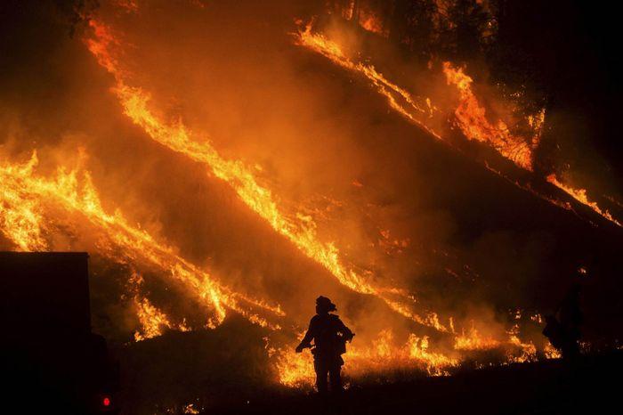 Incendies, canicules extrêmes : et pendant ce temps, notre terre brûle…