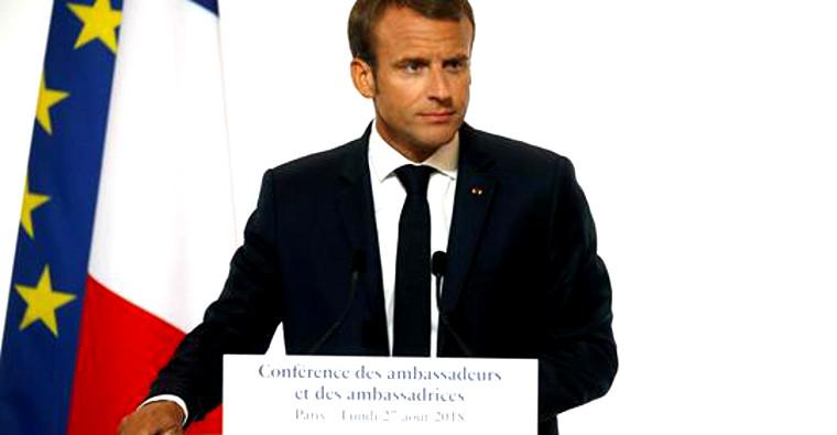 Le régime Macron en mode panique… mais l'opposition comate