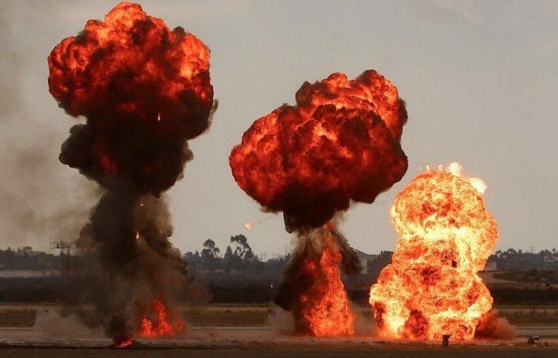 L'armée US largue une bombe toutes les 12 minutes dans un silence médiatique assourdissant
