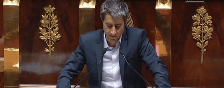 François Ruffin : « Un vent se lève… Votre croissance, nous n'en voulons plus ! »