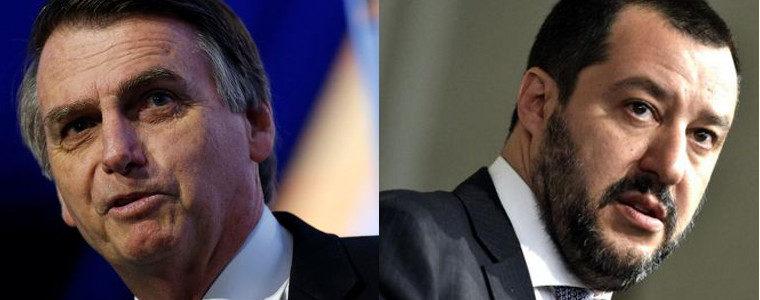 Comparaison n'est pas raison: Bolsonaro n'est pas Salvini