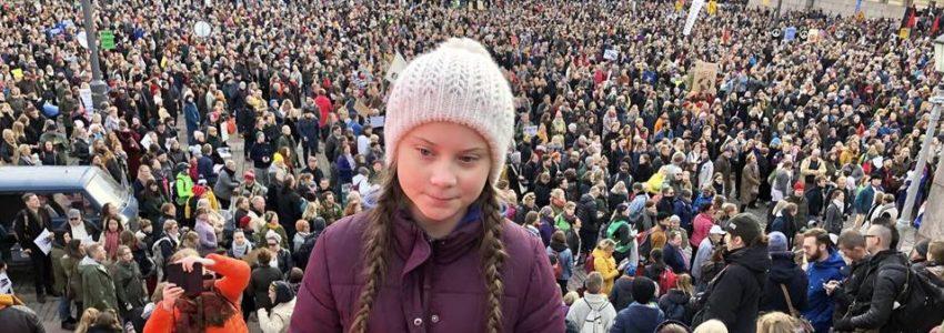 Greta Thunberg : « Nous ne pouvons pas sauver le monde en suivant les règles existantes »