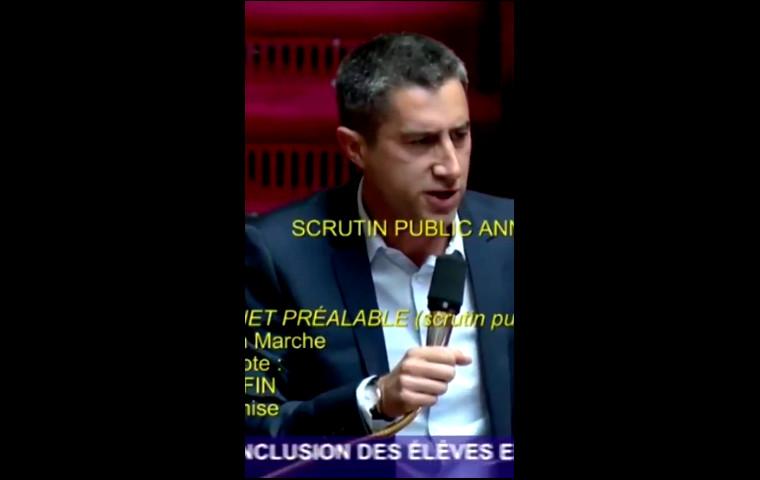 François Ruffin : « Ce vote vous collera à la peau comme une infamie »