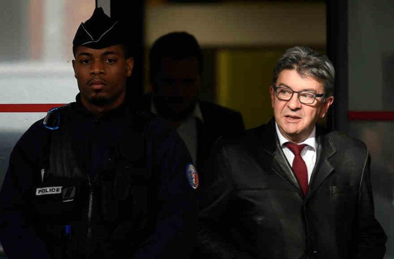 Perquisitions Mélenchon France insoumise : un avis juridique