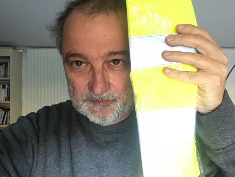Pour Gaby, mon gilet jaune, par Denis Robert