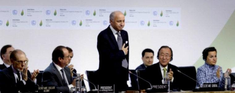 Aucun pays de l'UE n'a encore pris la moindre mesure pour respecter l'accord de Paris 2015 sur le climat
