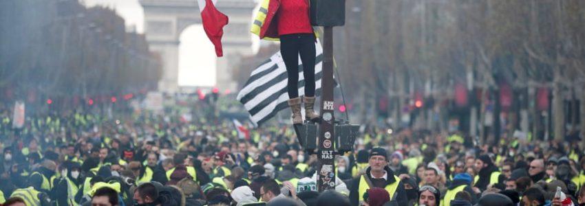 """Message aux huit """"délégués"""" auto-proclamés des Gilets jaunes"""