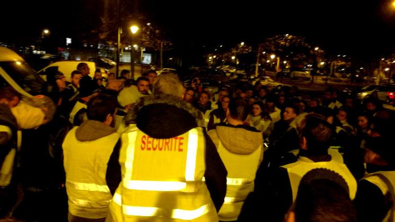 La bonne décision des Gilets jaunes basques: ne plus bloquer les gens, mais l'économie