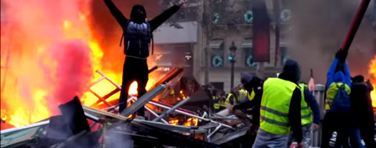 Le Média spéciale Gilets jaunes : « Si on lâche on est mort ! C'est pas une manifestation, c'est un soulèvement !»