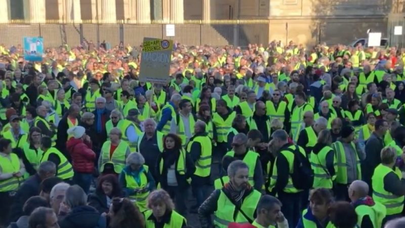 Les propositions peu satisfaisantes de la France insoumise aux Gilets jaunes