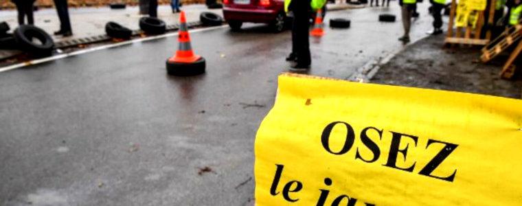 Gilets jaunes : suggestion pour un gouvernement provisoire