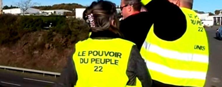 17 novembre : le peuple dans la rue, enfin !