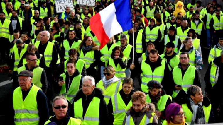 Le programme politique révolutionnaire des Gilets jaunes