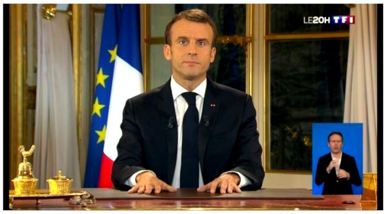 Les quatre insupportables entourloupes d'un discours de Macron badigeonné à la glu compassionnelle