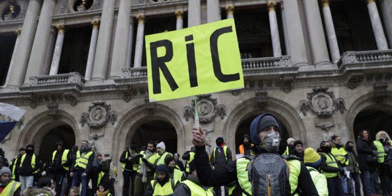 Avec les Gilets jaunes, le niveau d'intelligence politique du pays est monté d'un coup
