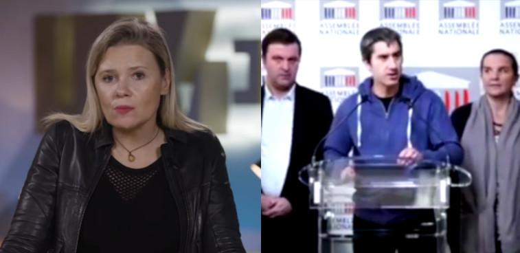 Aude Lancelin et François Ruffin parlent aux Gilets jaunes : ne lâchez rien, en face ils ont peur !
