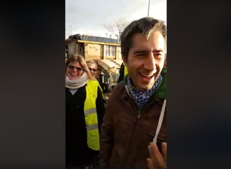 """François Ruffin : dialogue du """"président Macron"""" avec les Gilets jaunes"""