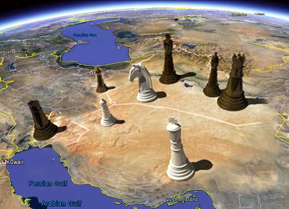 Le Grand jeu : le conflit syrien pour les nuls