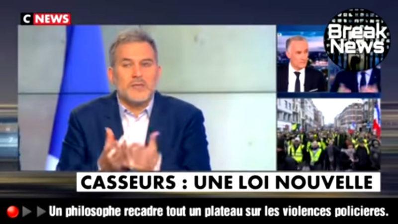 « Moi, je comprends la violence » : un plateau Cnews au bord de la crise de nerfs
