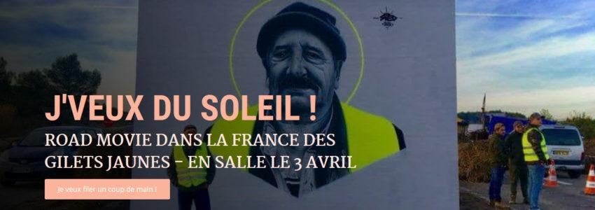 """François Ruffin présente son prochain film : """"J'veux du soleil !"""""""