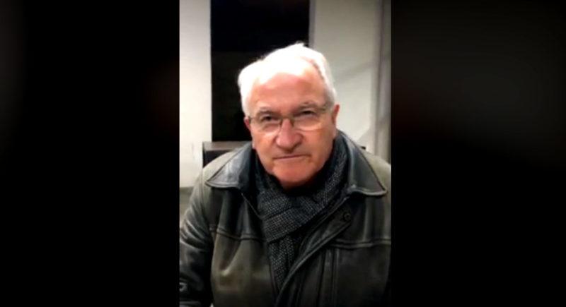 """Le témoignage incendiaire de René Revol, maire invité au """"Grand débat"""" de Souillac le 18 janvier"""