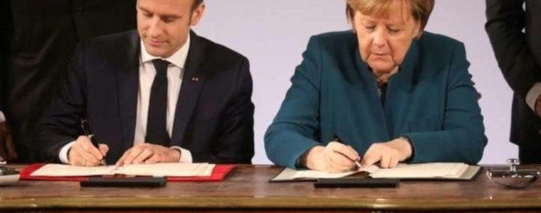Traité d'Aix-la-Chapelle : une trahison d'État caractérisée par Emmanuel Macron