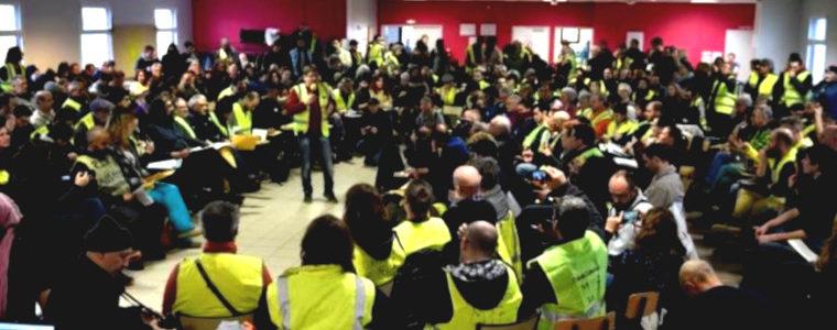Gilets jaunes : RESSOURCES DE L'ASSEMBLÉE DES ASSEMBLÉES