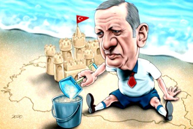 Le Grand jeu : Erdogan dit adieu à l'OCS