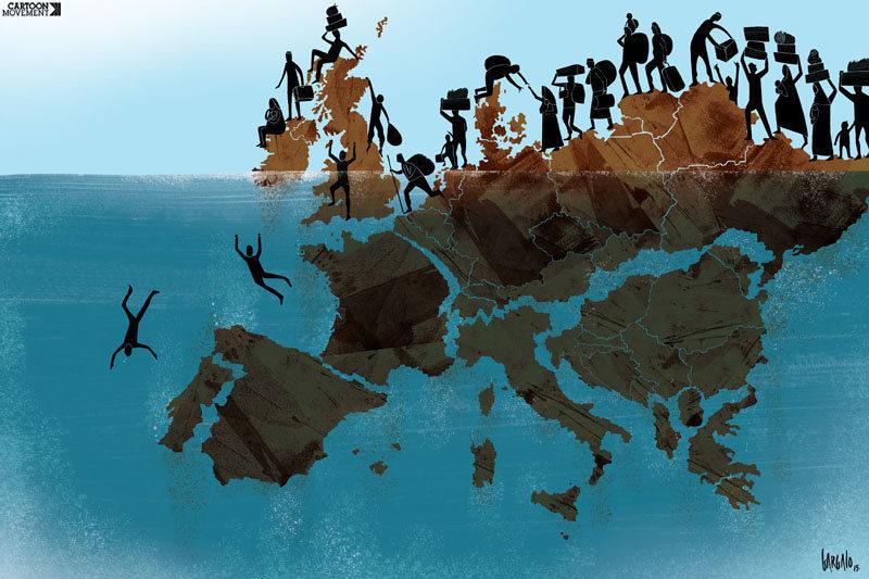 Le Grand jeu : Europa decadensis