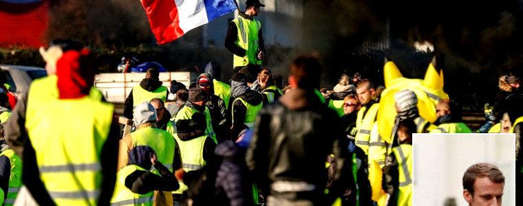 Sondage 7 février : Gilets jaunes sur un nuage, «Grand débat» contesté, Macron dans les choux
